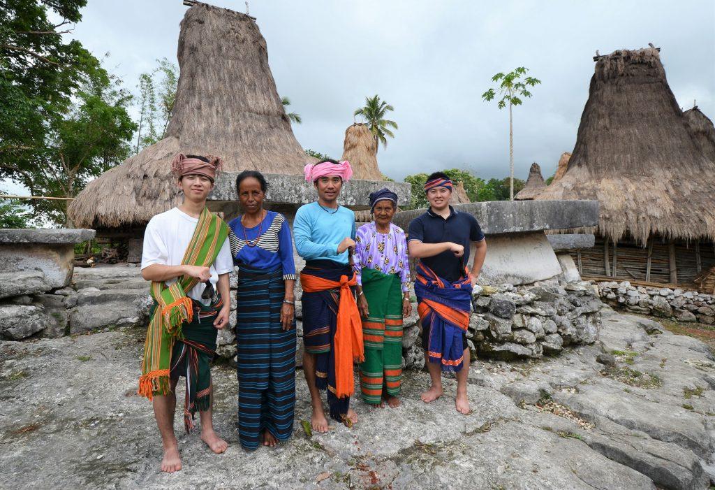 リクとレンの巨石文化が息づくスンバ島の旅