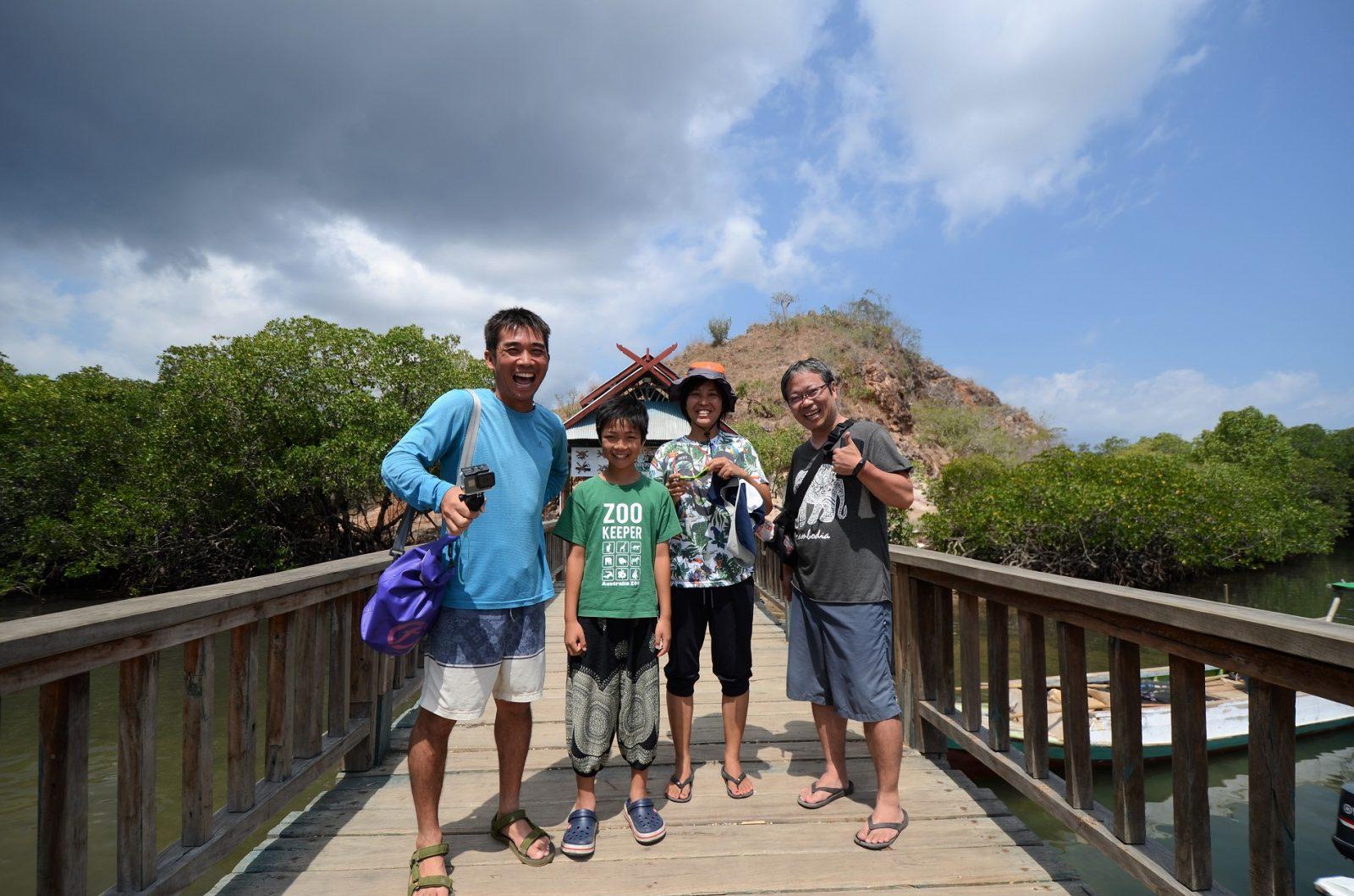 ボートチャーターDeコモド諸島2泊3日の旅